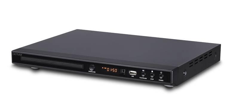 Denver DVD Player mit 5.1 Audio Ausgang DVH-1245