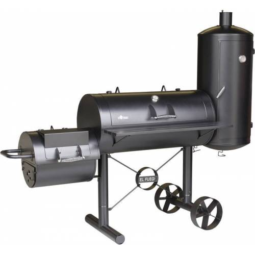 EL Fuego Smoker Holzkohlegrill Kiona