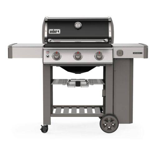 Weber Gasgrill Genesis II E-310 GBS (2019), Smoke Grey