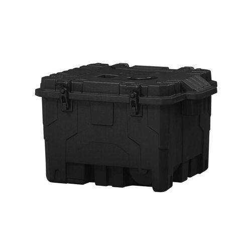Portable Winch Transportkoffer mit vorgeformten Mulden