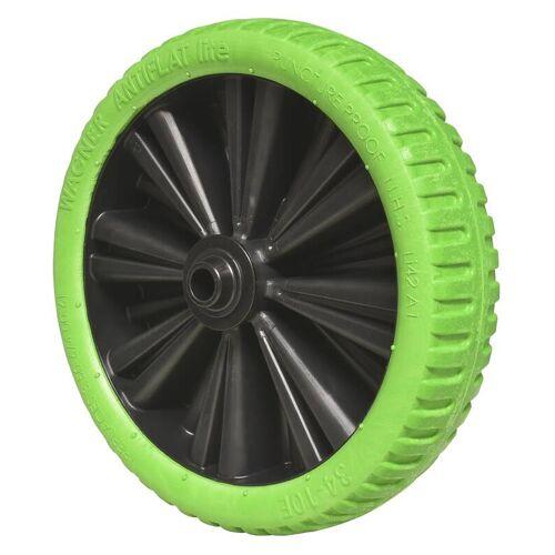 WAGNER System Schubkarrenrad, Pannensicher grün, 320 mm Durchmesser
