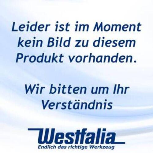 Westfalia Akku Winkelschleifer 18 Volt Li-Ion Komplett - Set AWS18 inklusive Akku und Ladegerät