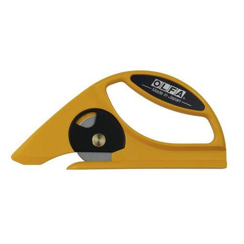 OLFA Teppichschneider mit 45 mm Rundklinge