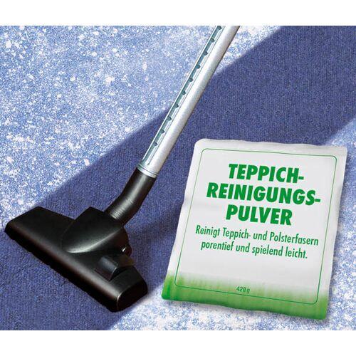 Wenko Teppich Reinigungspulver, 3x 420g
