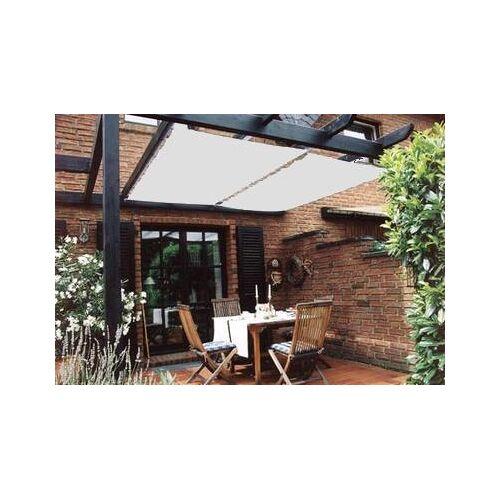 Floracord Sonnensegel als Markise, 140 x 420 cm - Sonnenschutz