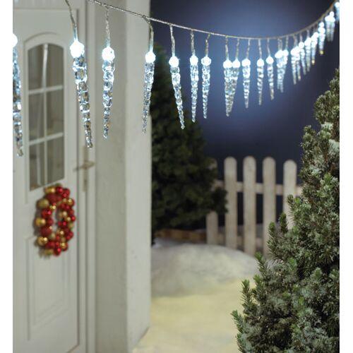 Westfalia LED Lichterkette mit 40 Eiszapfen