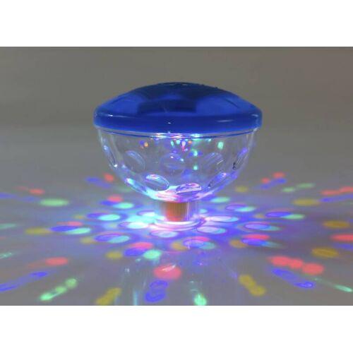 Unterwasser-Lichtshow mit 4 LEDs