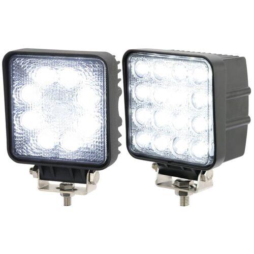 LED Arbeitsscheinwerfer 48 W/3120 Lumen, entsprechen ca. 173 W Halogen