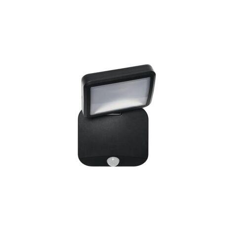 Ledvance Batteriebetriebenes LED Outdoor Doppel-Flutlicht mit Bewegungsmelder