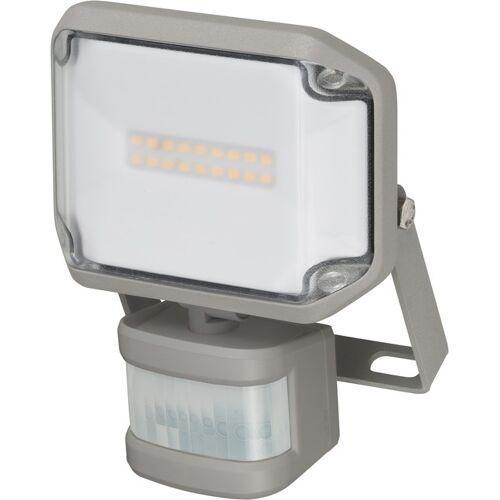 Brennenstuhl LED Strahler AL 3000 P mit Bewegungsmelder 30W, 3050lm, IP44