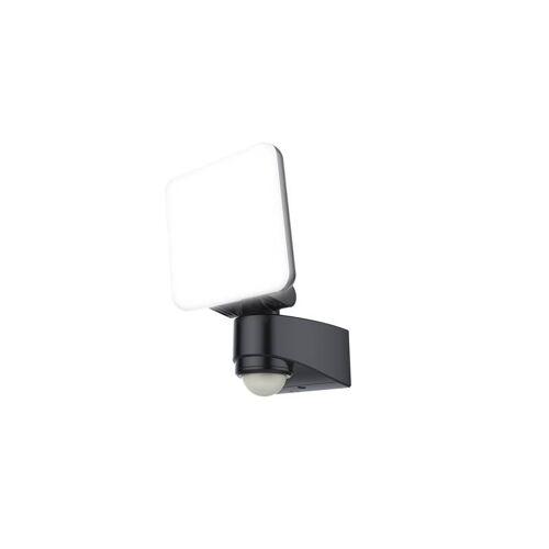 luceco LED Sicherheits Wandstrahler 10 Watt,  mit Bewegungsmelder