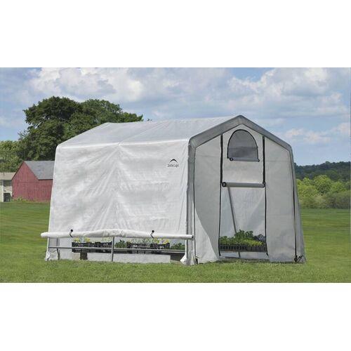 Shelter-Logic Gewächshaus 3,24 Quadratmeter mit optimaler Belüftung