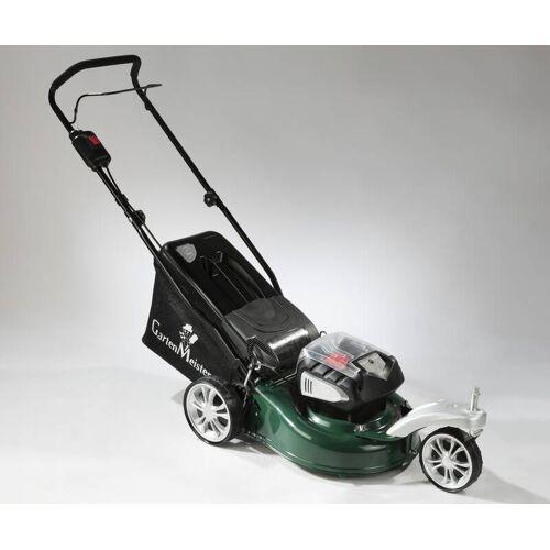 GartenMeister Akku-Rasenmäher Trike 405/40-2.5S