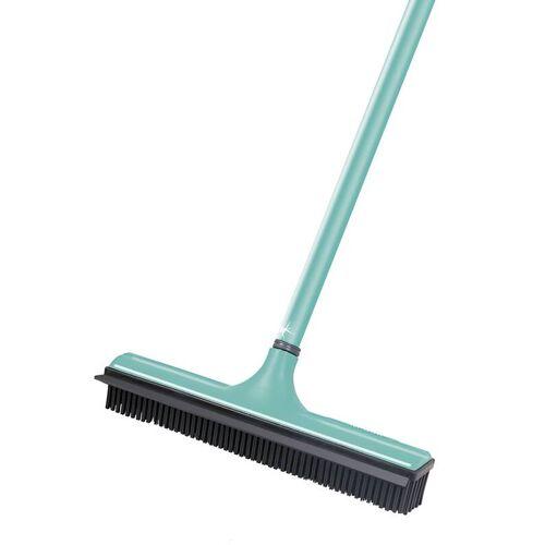 Clever Clean Besen, X-Borsten Clever Clean, Türkis