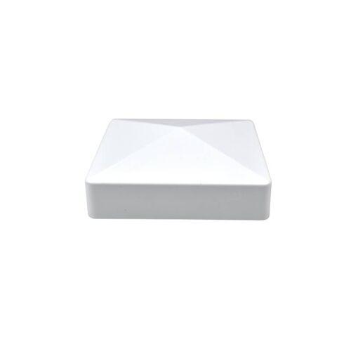 Arvotec Pfostenkappe Gela 127 x 127 mm, weiß