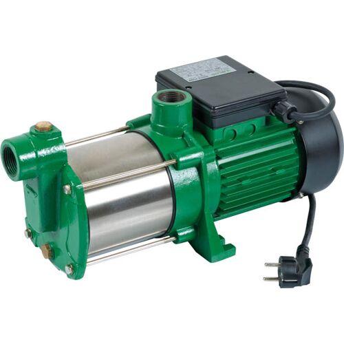 Ribimex Bewässerungspumpe silent, 1250 W - Pumpe mit 4 Laufrädern