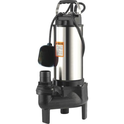 Ribimex Guss Tauchpumpe Vortex 1500 - für Schmutzwasser und Abwasser