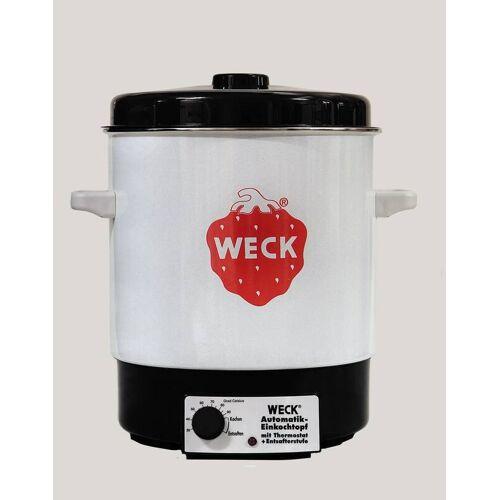 Weck Elektro-Einkochautomat, WAT14A, mit Auslaufhahn