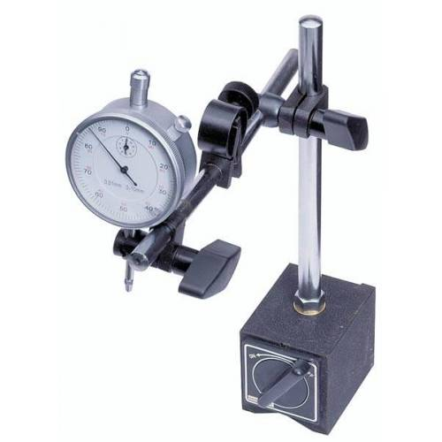 Westfalia Messuhr mit Magnet-Messstativ