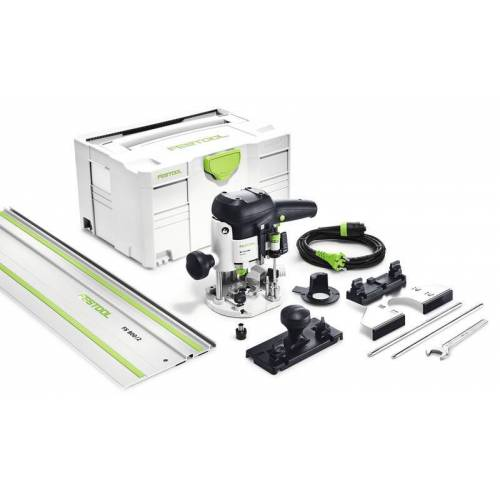 Festool Oberfräse OF 1010 EBQ-SET 230V