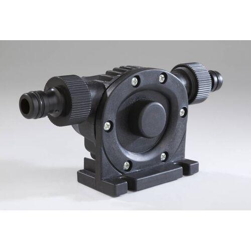 Westfalia Bohrmaschinenpumpe mit 1/2 Anschlüssen Fördermenge max. 1000 l/h, 6 mm Schaft