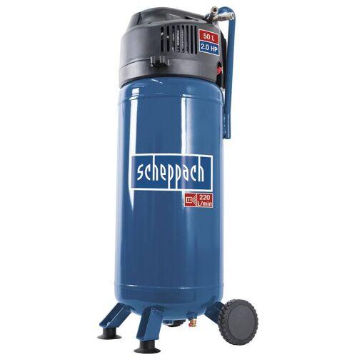 Scheppach Kompressor HC51V, 50 Liter, max. 10 bar
