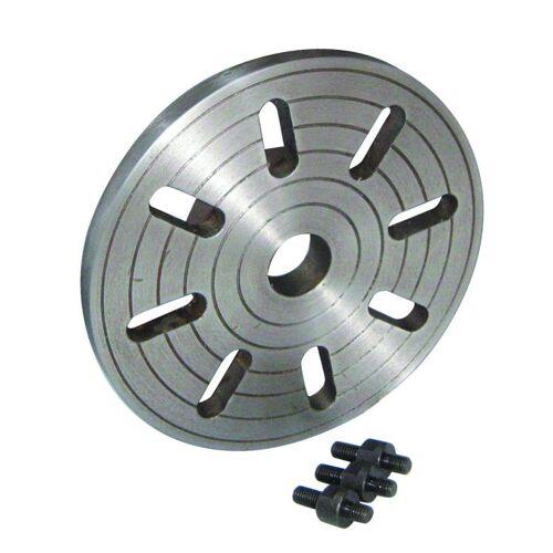 Artec Planscheibe für Drehmaschine IKD 400 + IKD 555