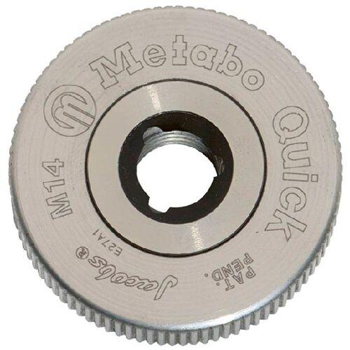 Metabo Quick Schnellspannmutter für Winkelschleifer