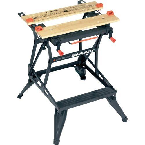 Black & Decker Werkbank Workmate WM550 mit Vertikalzwinge