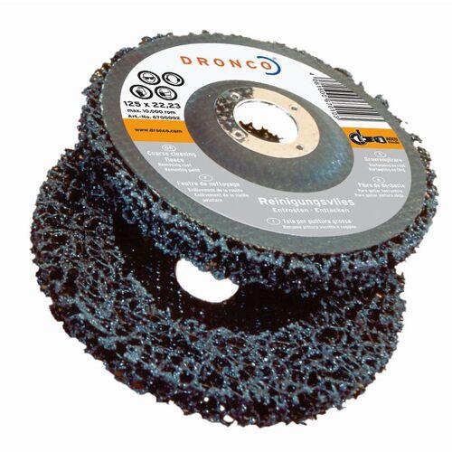 Dronco Reinigungsscheibe für Winkelschleifer 125 X 15 mm