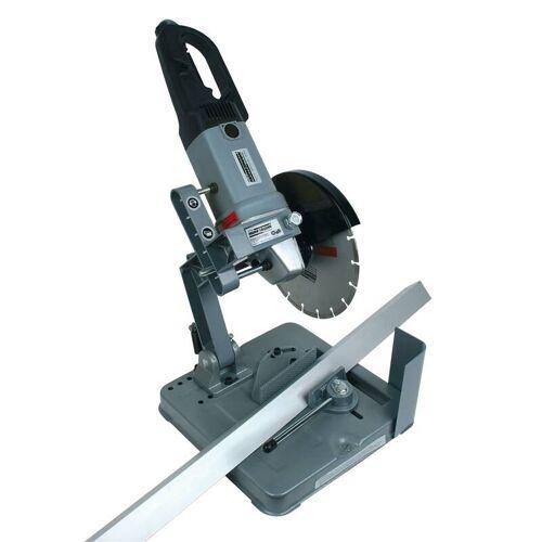 BRÜDER MANNESMANN Trennständer für Winkelschleifer 180/ 230 mm