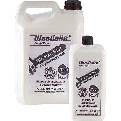 Westfalia Bio Sägeketten Haftöl 5000 ml - Kettensägeöl