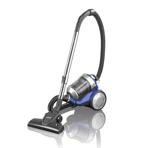 "Clean Maxx Zyklon-Staubsauger ""2400"", Beutellos, 700 Watt"