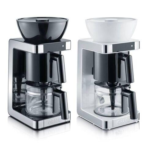 """Graef Filterkaffeemaschine """"FK702"""", 1,25 Liter, Schwarz"""