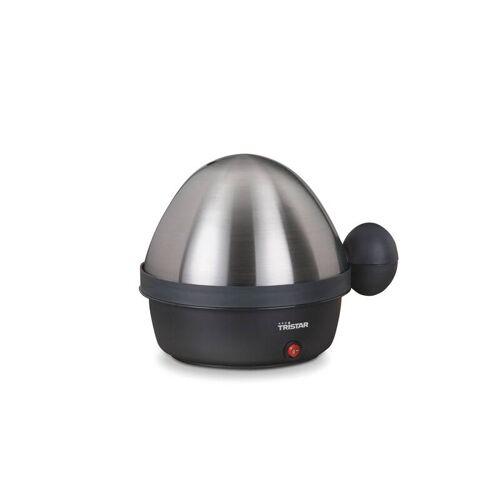 Tristar Eierkocher mit Edelstahlhaube, 360 W
