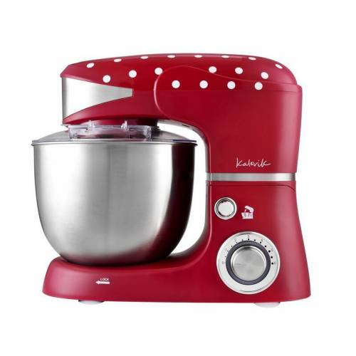 Kalorik Retro Küchenmaschine TKG M 3014, 5,0 Liter, 1000 Watt