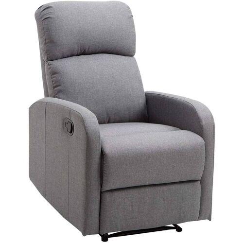 HOMCOM Relaxsessel mit Liegefunktion