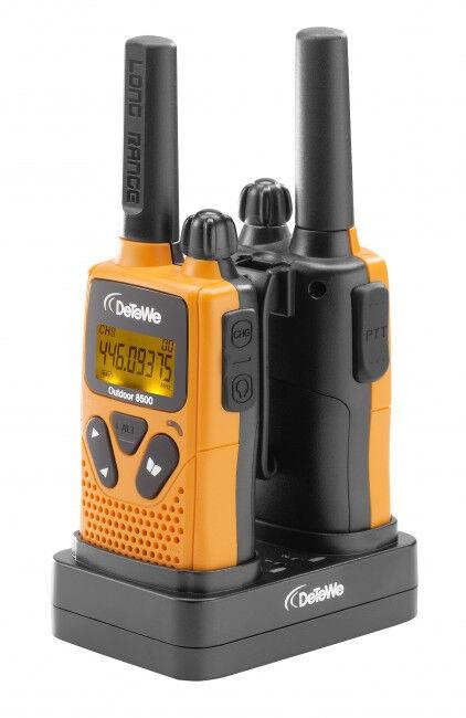 DeTeWe PMR-Funkgerät Outdoor 8500, Walki Talki