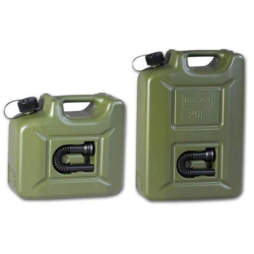Kraftstoffkanister aus Kunststoff, 20 l, B 16,5 x T 35 x H 49,5 cm