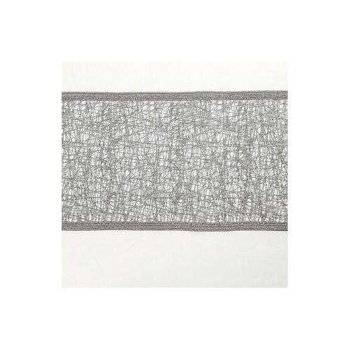 Vorhang Glory - 1 Stück, 150 x 245 cm - Silber