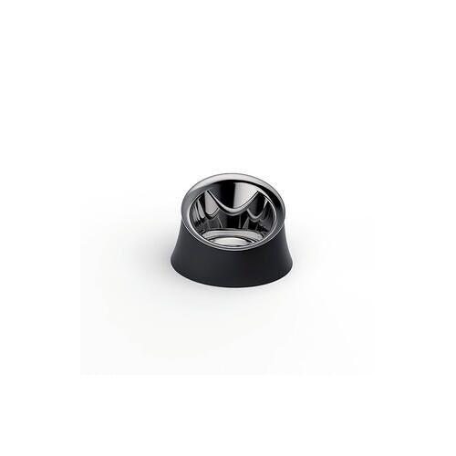 Alessi Hundenapf Wowl, 0,5 l, schwarz