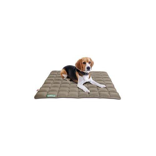95Grad waschbare Hundedecke, 80 x 70 cm - Bronze