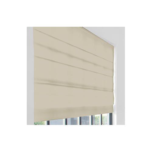 Faltrollo Lisbon - 1 Stück, 140 x 170 cm - Weiß