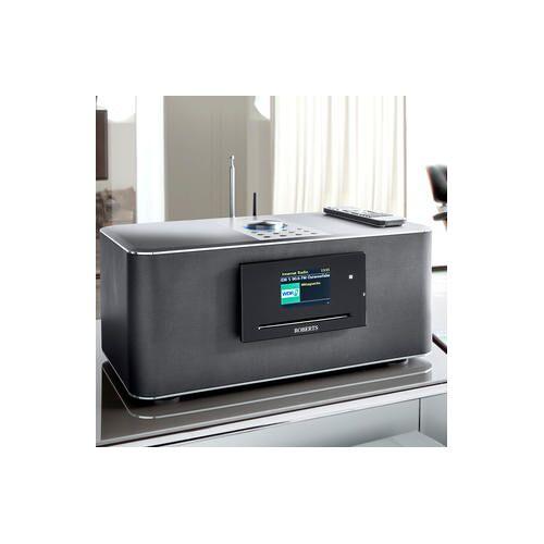 Roberts Multiroom-Musiksystem S300 inkl. 2 Roberts S1-Multiroom-Lautsprecher