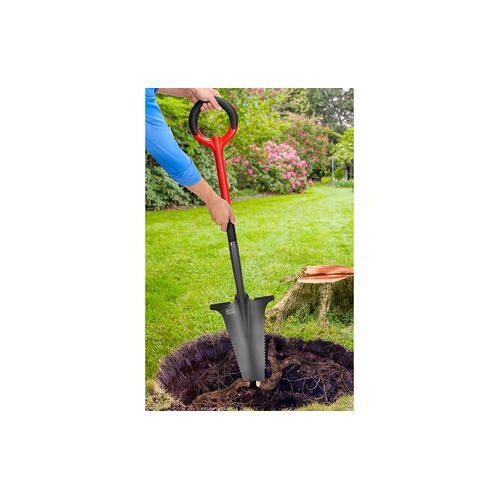 Radius Garden Root Slayer Wurzel-Spaten, Wurzelsäge, Carbonstahl