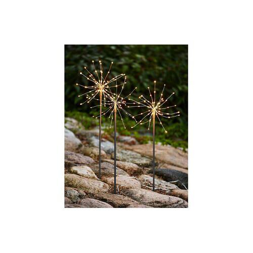 LED Wunderkerzen, 9er-Set