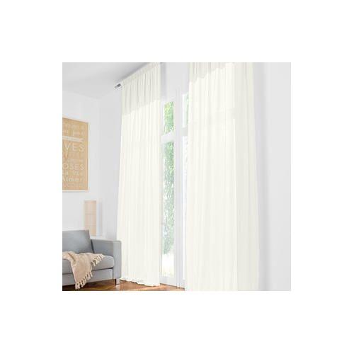 Vorhang Teide Soft - 1 Stück, 150 x 325 cm - Creme