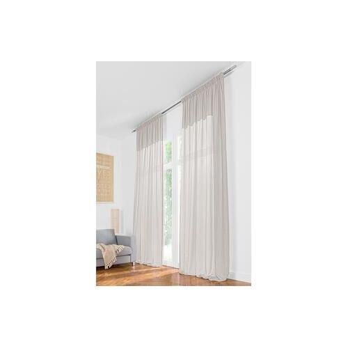 Vorhang Teide Soft - 1 Stück, 150 x 325 cm - Linen