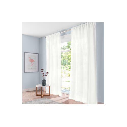 Vorhang Paloma - 1 Stück, 137 x 245 cm - Linen