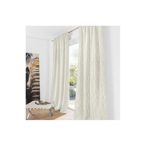 Vorhang Serenade - 1 Stück, 137 x 245 cm - Cream/Sand